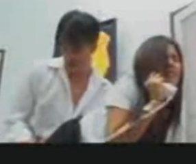 Thai sex phone ล่อนักศึกษาฝึกงานขณะคุยโทรศัพท์