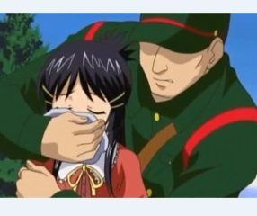 ทหารเลวฉุด2แม่ลูกไปรุมอึ๊บ เปิดซิงสาวน้อยน่าสงสารมาก