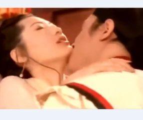 หนังโป๊จีน พานจินเหลียงสาวสวยโดนขุนนางชั่วปล้ำทำเมีย