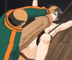 โดจิน18+ ไอ้เฒ่าควยช้าง ล่ามโซ่เย็ดท่านหญิงหีแทบแหก