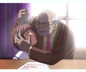 Hot anime ไอ้เฒ่าหื่นอึ๊บหลานสาวเจ้านาย ต่อหน้าแม่แท้ๆ