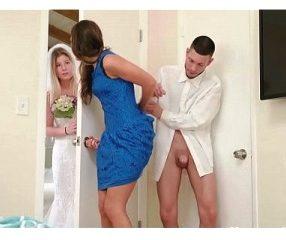 หนังโป๊เด็ด แฟนหนุ่มแสบแอบเย็ดเพื่อนเจ้าสาวก่อนแต่งงาน