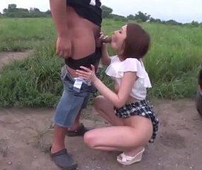 เมียเงี่ยนอยากเย็ดกับเพื่อนผัว ผัวเลยนัดoutdoorให้สมใจ
