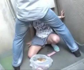 หลอกหลานข้างบ้านอมKวย บอกจะให้กินไอติมอุ่น (18+)