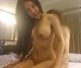 sex tape คลิปหลุดคู่รัก สาวลูกครึ่งไทยจีนเย้แฟนสุดฟิน