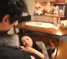 หนังเอวี18+ คุณแม่เงี่ยนแอบเย็ดกับแฟนลูกสาวอย่างฟิน