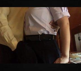 thai18+แอบเย็ดนักเรียนม.ปลายหุ่นอวบ เย็ดแรงอย่างเสียว