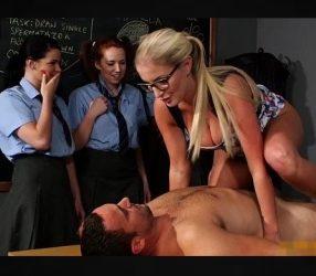 แหกทุกกฏ! ครูสาวสอนเพศศึกษา ทำจริงไรจริง นร.ถึงกับอึ้ง