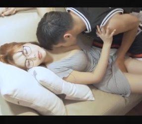 นักเรียนเลว…วางยานอนหลับครูสาวแล้วจับเย็ดจนสาสมใจ